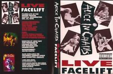 Alice in Chains 1991 Live Facelift DVD