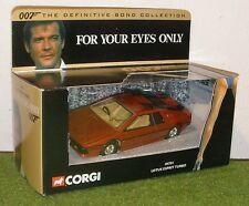 CORGI JAMES BOND 007 FOR YOUR EYES ONLY - LOTUS ESPRIT TURBO - 04701