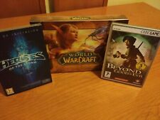 PACK JUEGOS NUEVOS WORLD OF WARCRAFT + HEROES OF THE STORM + BEYONG GOOD& EVIL