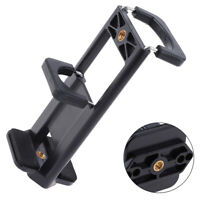 Universal Tripod Mount Phone Tablet Holder Clip for Phone Adapter Clamp StandN_N