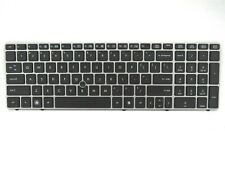 New listing Hp 641181-001 EliteBook 8560p Us Keyboard w/ Point Stick