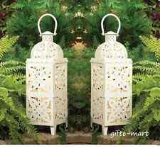 Metal Candle Lanterns Ebay