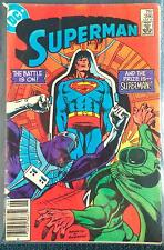 Superman # 396 June 1984 DC Comics