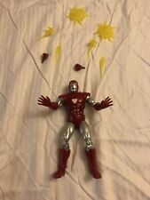 Iron Man Marvel Legends Silver Centurion Walgreens Exclusive Loose