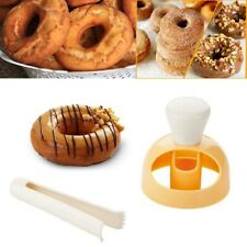 Patisserie Doughnut Maker Mould Donut Mold Bakery Cutter Kitchen Baking To Fun