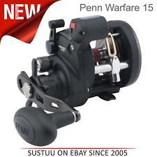 Penn International VISX 50 Extreme Speed Fishing Reel│2-Speed│1370782│Gold