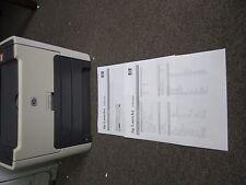 HP Laserjet 1320N Network Printer with OEM Toner