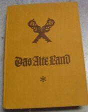L'antico paese storia di una marcia niederelbischen 1951 * 351 pagine * RARE BOOK