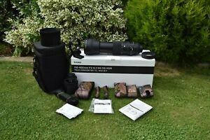 Sigma 150-600mm f/5-6.3 DG OS HSM Lens for Nikon F