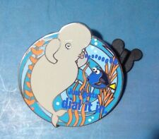 Disney Bailey the Beluga Whale Just Gotta Dial it in Pin