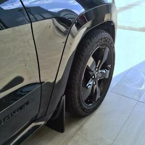 2014-2021 Jeep Grand Cherokee Mopar Molded Splash Guards (82214084 & 82214085)