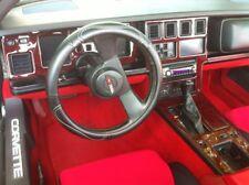 C4 Corvette 1984-1989 Interior Dash Trim Kit - Manual - Finish Selection