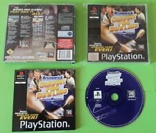 BRUNSWICK CIRCUIT PRO BOWLING - PlayStation 1 PS1 Gioco Game Play Station PSX