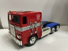 Transformer Optimus Prime Die Cast Metal Truck Car