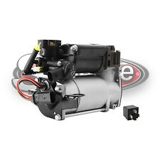 00-06 Mercedes S430 W220 Airmatic Suspension Air Compressor Pump w/ Relay