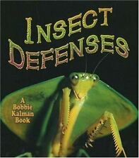 Insect Defenses (The World of Insects)-ExLibrary