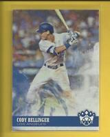 Cody Bellinger 2018 Panini Diamond Kings Card # 82 Los Angeles Dodgers Baseball