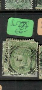 ZANZIBAR (PP1005B)  QV ON INDIA  FORERUNNER 2 A 6P    SG Z 75   VFU
