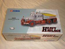 A Corgi cc 12302 Scammell contractor, ITM SUNTER. Boxed