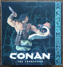 Dark Horse Conan The Conqueror Limited Edition Hand Painted Bust 1981/3500
