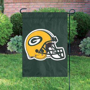 "NFL Green Bay Packers Garden Flag (18"" x 12.5"") - NEW"
