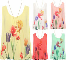 Polyester Collared Casual Sleeveless Tops & Shirts for Women