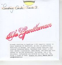 (GT865) The Gentlemen, A Candid History Of Faith Hope Love Album Sampler - DJ CD