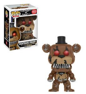 Pop! Games: Five Nights at Freddy's - Nightmare Freddy #111