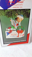 """Trivial Pursuit :Answering Christmas Wishes"""" by Enesco Iob 1994"""