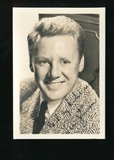 Film Theatre VAN JOHNSON Signed Plain back photo Card