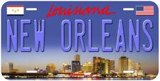 New Orleans Louisiana Novelty Car License Plate