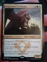 Dragonlord Dromoka Dragons of Tarkir Mythic Rare Magic MTG Wizards M1204