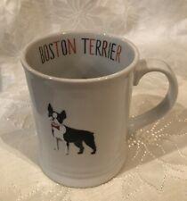 Boston Terrier By Fringe Coffee Cup Mug