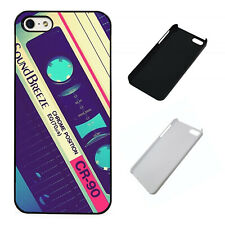 Old School Cassette Tape plastic phone case Fits iPhone