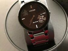 Citizen Eco Drive Mickey Mouse Black Braclet Watch