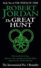 The Great Hunt: Book 2 of the Wheel of Time, Jordan, Robert 1857230272
