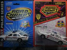 2  road champs atlanta police cars 1997 new