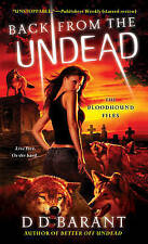 Back from the Undead (The Bloodhound Files, Book 5)-ExLibrary