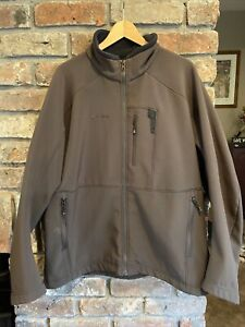 Simms Fishing Fleece Midlayer XL Green GREAT CONDITION
