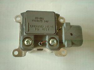 New Voltage Regulator/Brush Holder For Ford 3 G Alternators F794B