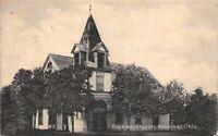 Postcard Baptist Church in Blackwell, Oklahoma~122278