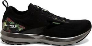 Brooks Levitate 3 LE Mens Running Shoes Black Floral