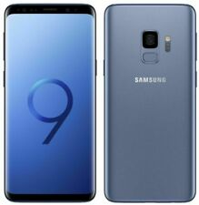 Samsung Galaxy S9 SM-G960 64GB Coral Blue Verizon Unlocked SM-G960UZBAVZW MINT