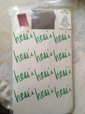 Vintage Hess's Pewter Med Pantyhose