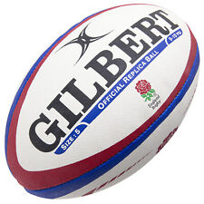 Gilbert Rugby England Replica Rugby Ball - 5 Sizes Available