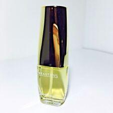 Estee Lauder Beautiful Eau De Parfum Spray 0.16oz/ 4.7ml New Bottle Unbox