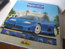 Bugatti EB110 Heller kit 1:24