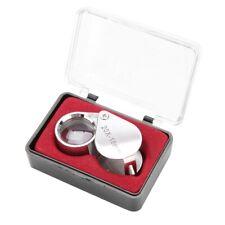 20X Fach Uhrmacherlupe Uhrmacher Lupe Schmuck Juwelier Lupen Vergrößerungsglas