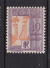 Guadeloupe Timbre Taxe  n°28 neuf  sans charnière