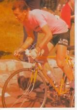 CYCLISME carte cycliste LOUISON BOBET giro 1957 éditions coups de pédales